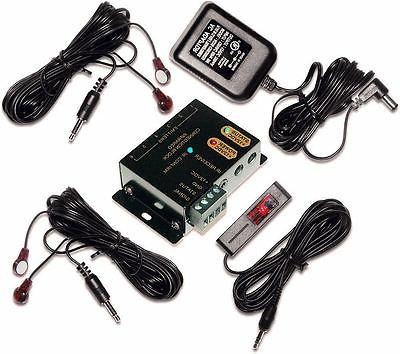 PREMIUM IR Extender Hidden Infrared Repeater System Kit Free