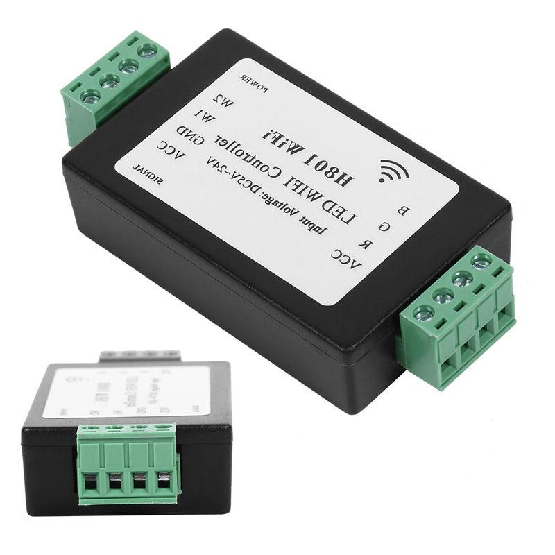 LED H801 WiFi Controller New