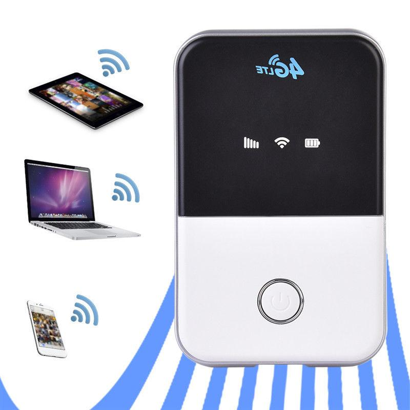Portable 4G Router LTE 4G Wireless Router Car Mobile Wifi Ho