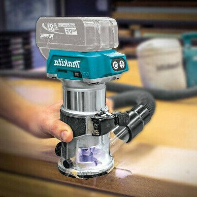 Makita Brushless Router New