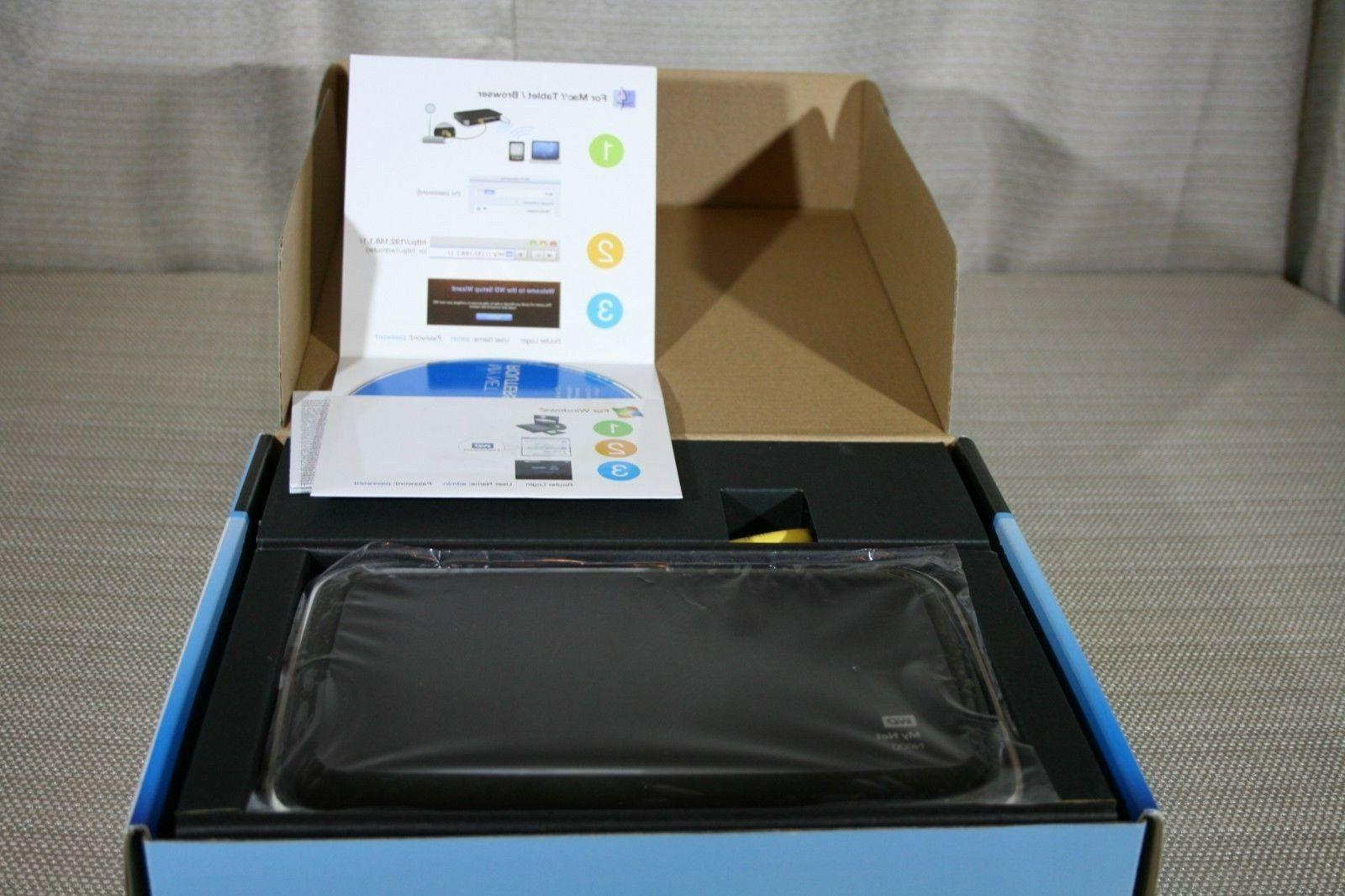 Western My N600 10/100 Router New