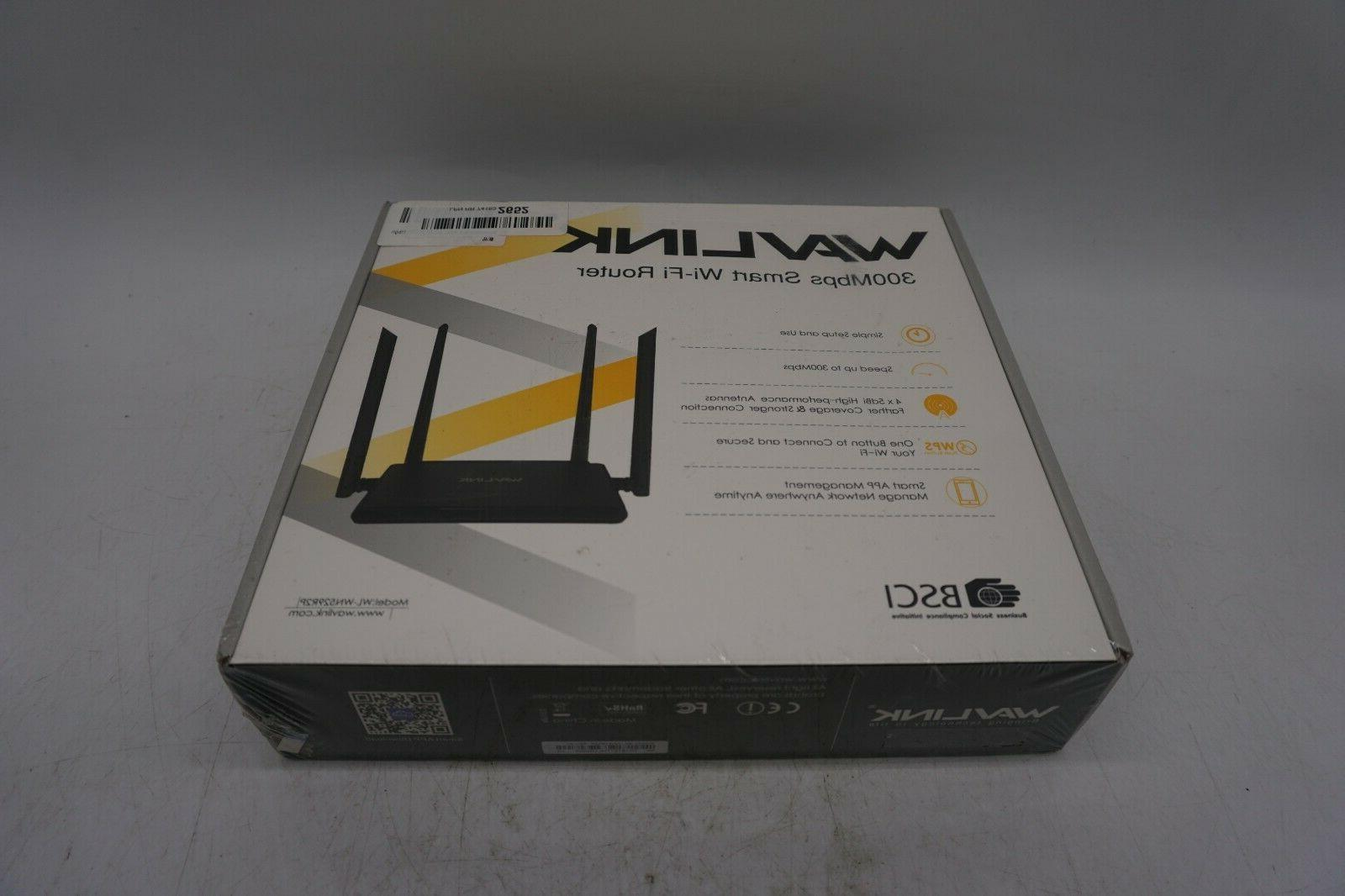 n300 wireless smart router access point
