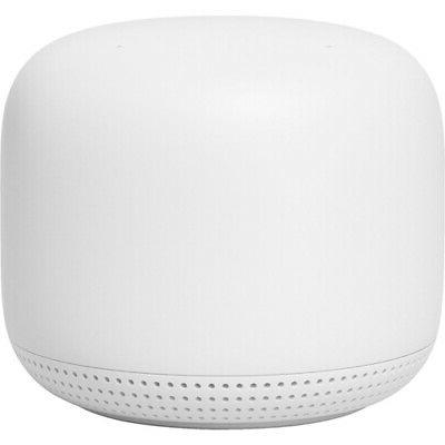 Google Nest Wifi Point with Google Assistant 1-Pack Snow - 1
