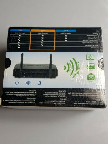 N300 Wifi Power