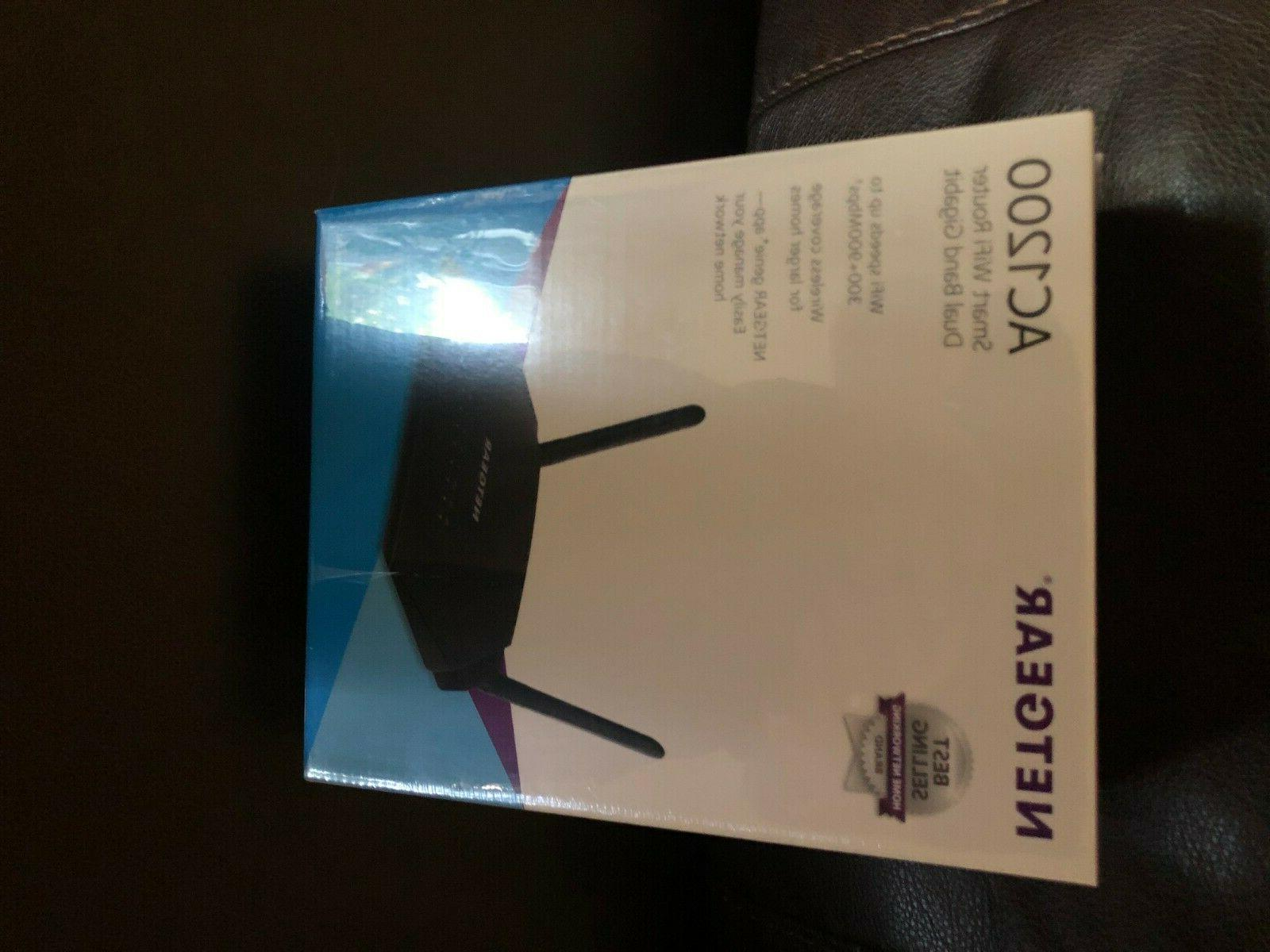 new ac1200 dual band smart wifi router