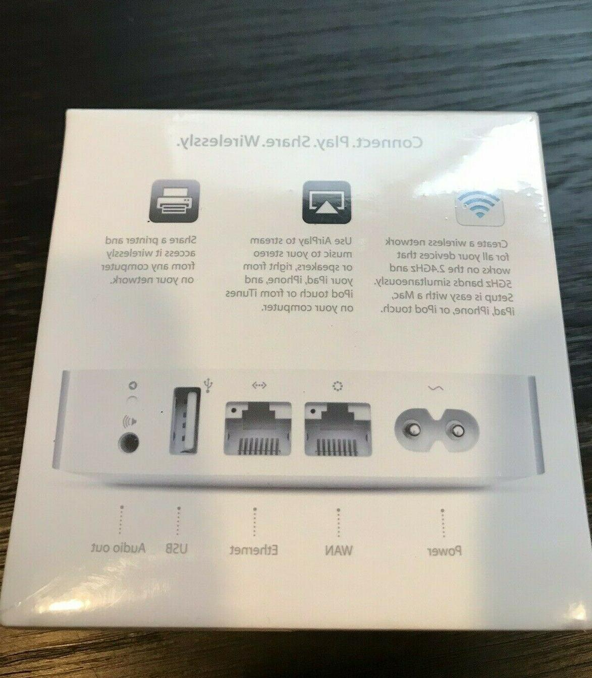 New Apple 600 Mbps Wireless N