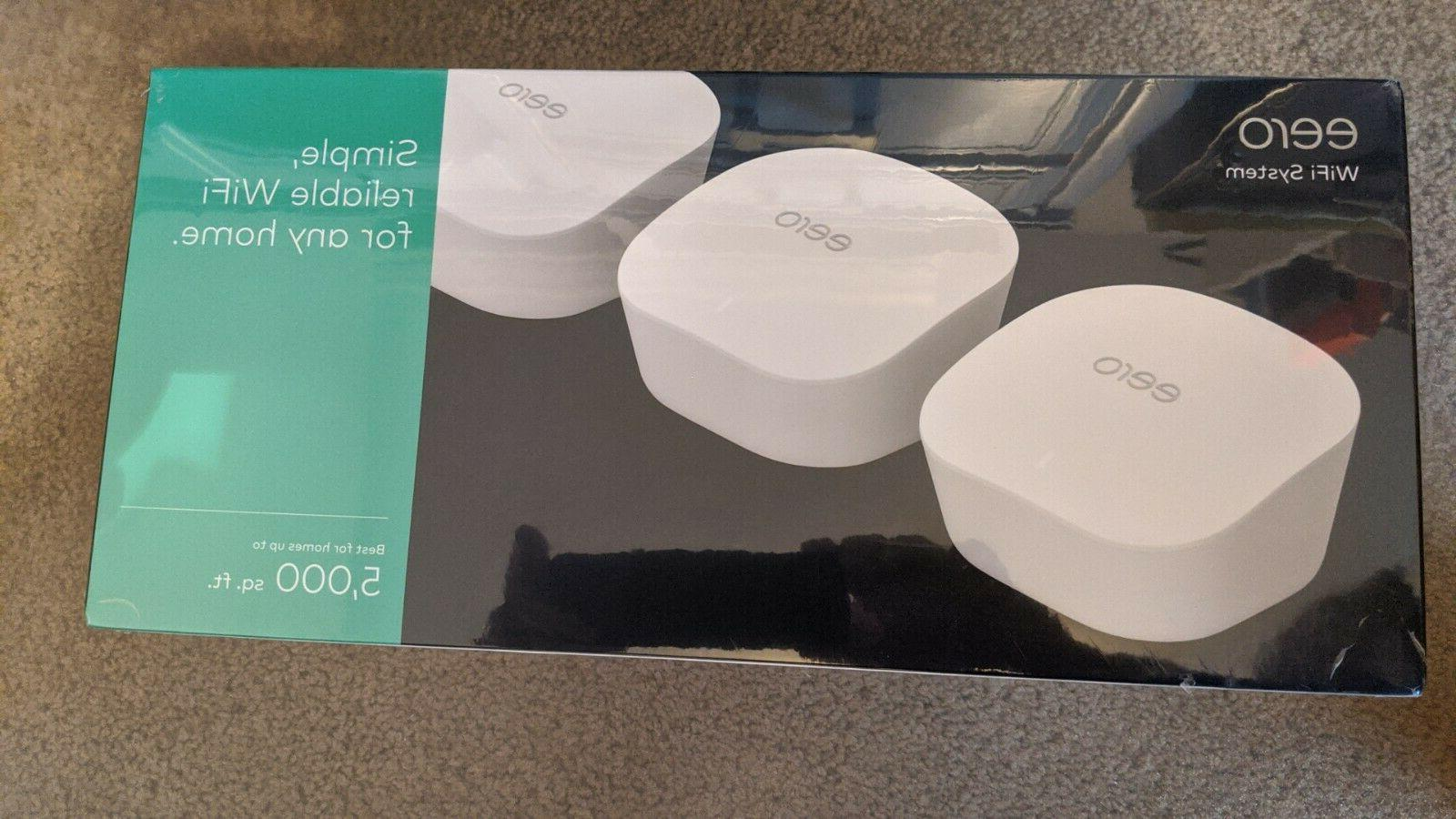 new amazon mesh wifi network system router
