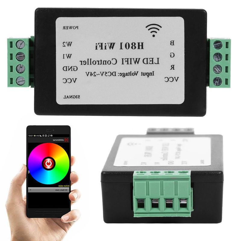 New Strip Lamp H801 WiFi Android Router