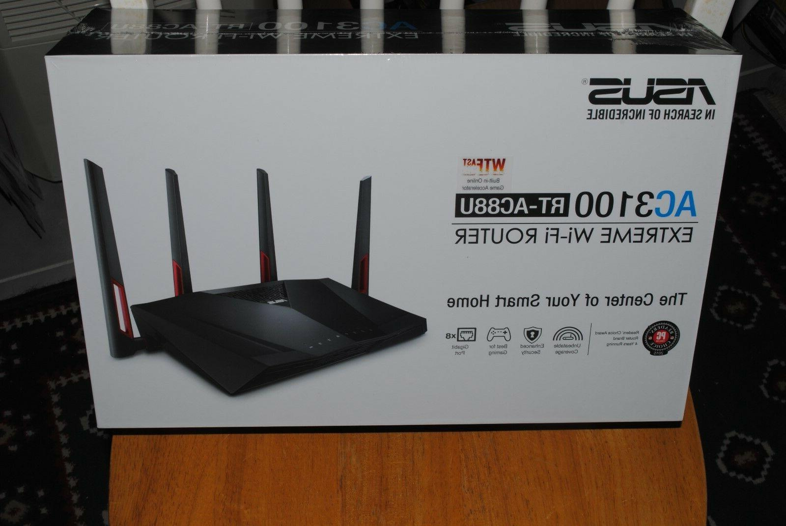 new rt ac88u wireless ac3100 dual band