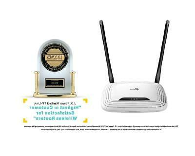 NEW! TP-Link Wi-Fi Router x 5dBi Antennas,