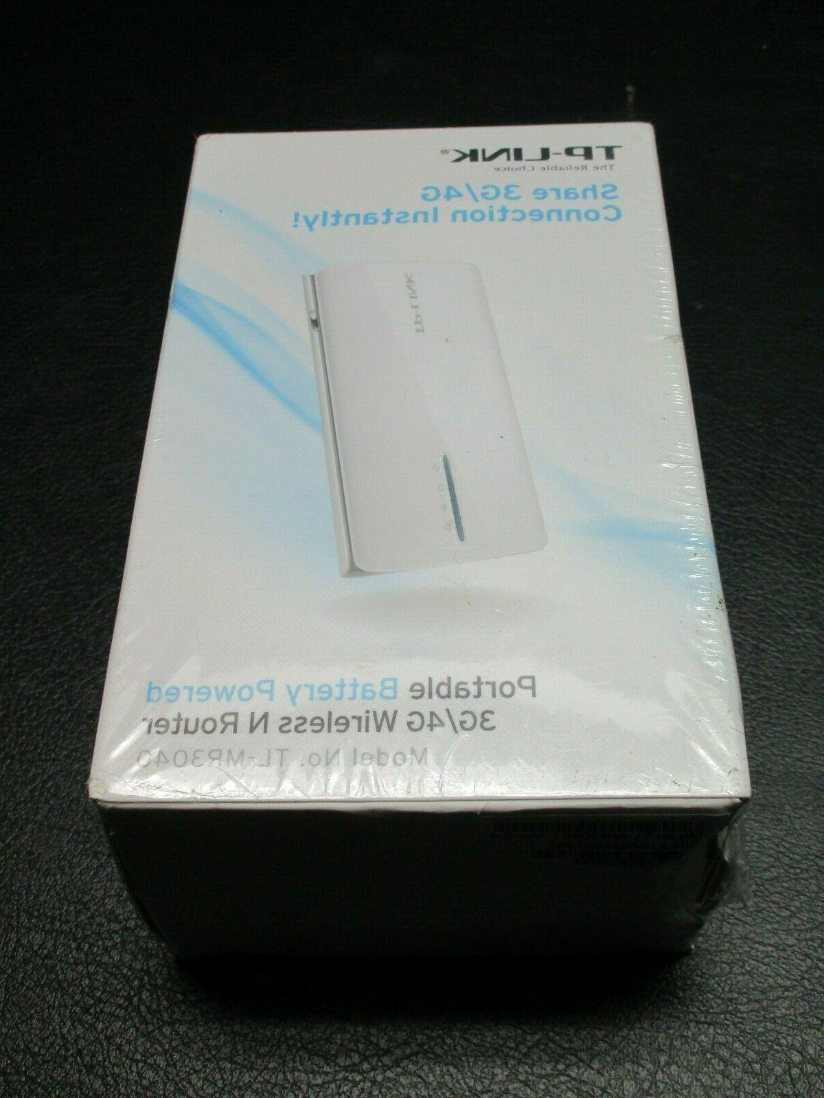 new tp link tl mr3040 share 3g