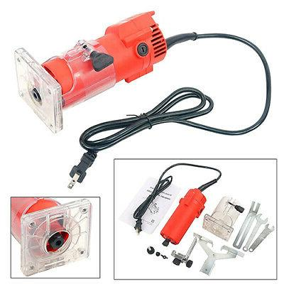 110V Woodworking Power Tool Set 1/4''