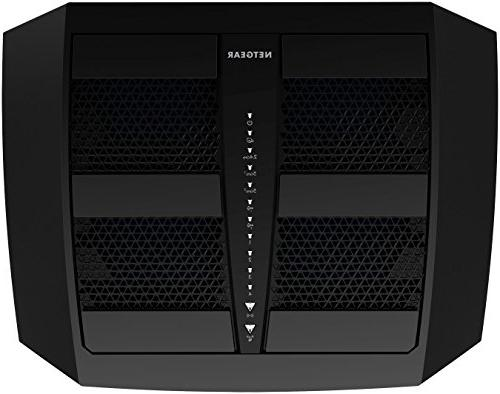 NETGEAR Nighthawk AC3200 Tri-Band WiFi R8000