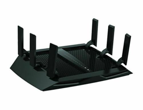 nighthawk ac3200 tri band wifi