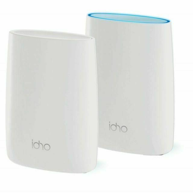 NETGEAR Orbi Home Ac3000 Tri-band Router WiFi System Rbk50 M