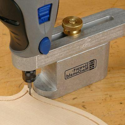 StewMac Purfling/Soundhole Router
