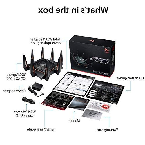 ASUS ROG Tri-Band WiFi Router