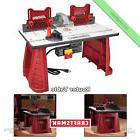 Craftsman Router Table Portable Adjustable Wood Woodworking