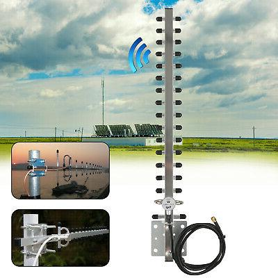 rp sma 2 4ghz 25dbi directional outdoor
