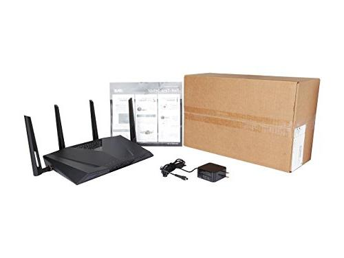 ASUS Dual-Band AiProtection with Complete