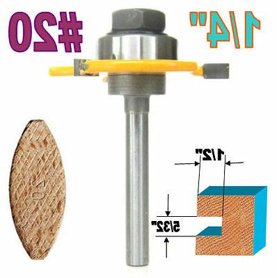 sh biscuit slotting joint assembly