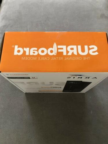 ARRIS SBG6950AC2 Cable Modem With New