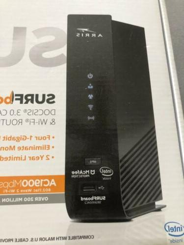 ARRIS SBG6950AC2 Cable Modem Wi-fi With Brand