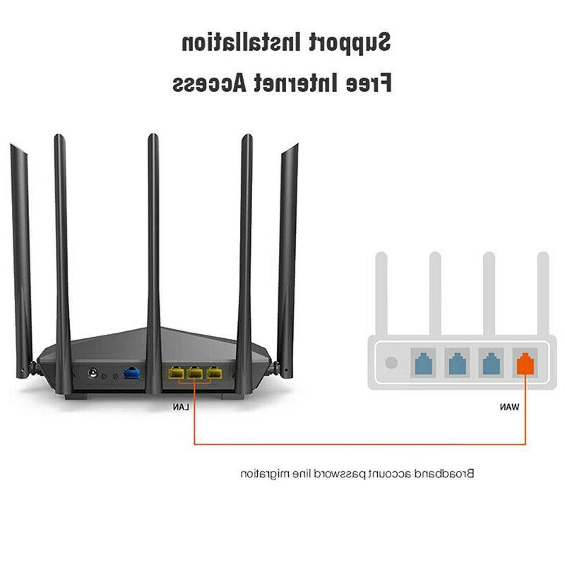 Tenda AC10 1200Mbps Band Router Wireless