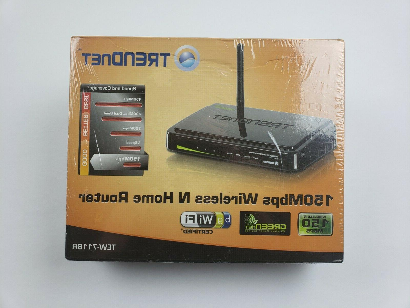 tew 711br wireless router
