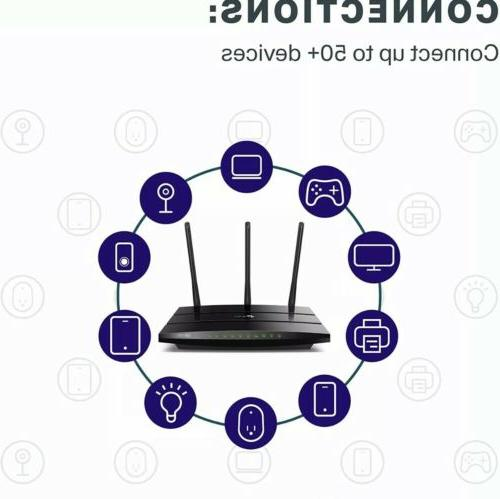 TP-Link AC1750 WiFi Router Dual Band