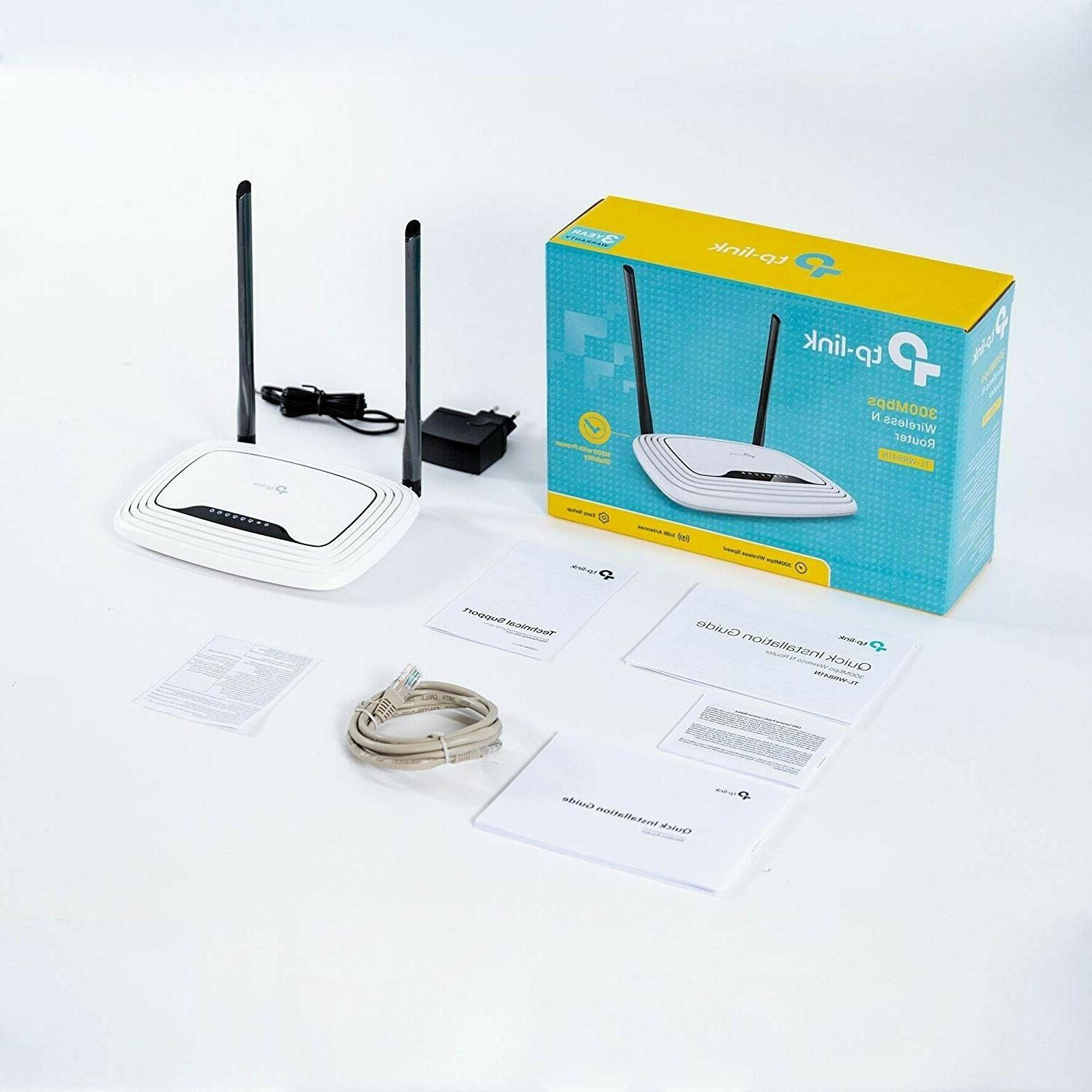 TP-Link Wireless Router 5dBi High Antennas, Up to