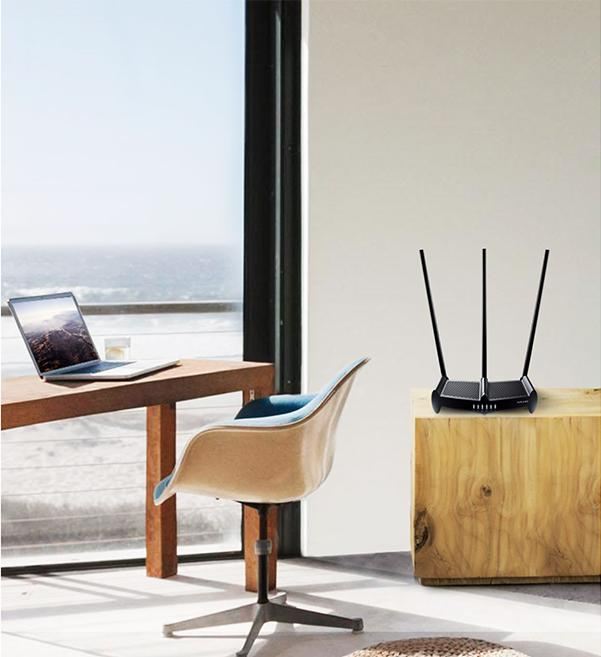 TP-Link 450Mbps High Power Wireless N
