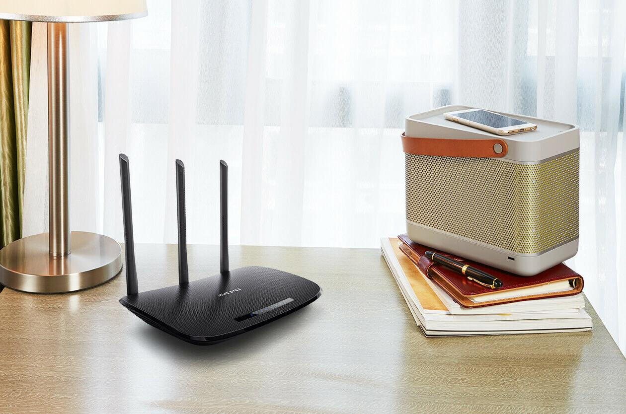 TP-Link Wi-Fi Router - Wireless Internet for