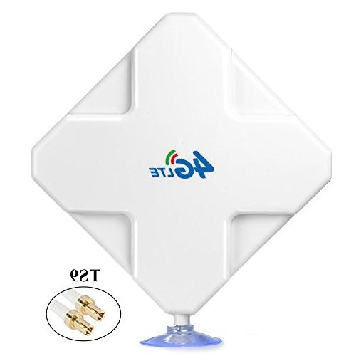TS9 4G LTE Antenna, Aigital 35DBi High Ga