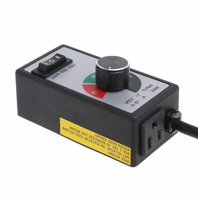 Universal Variable Voltage Router Speed Controller Control AC 120V 15A