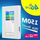 Unlock 4G Mifi 5200mAh Power Bank  LTE Wifi Router with 2*SI
