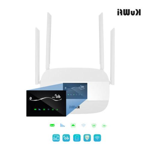 Unlocked Wireless Router 300Mbps with Port