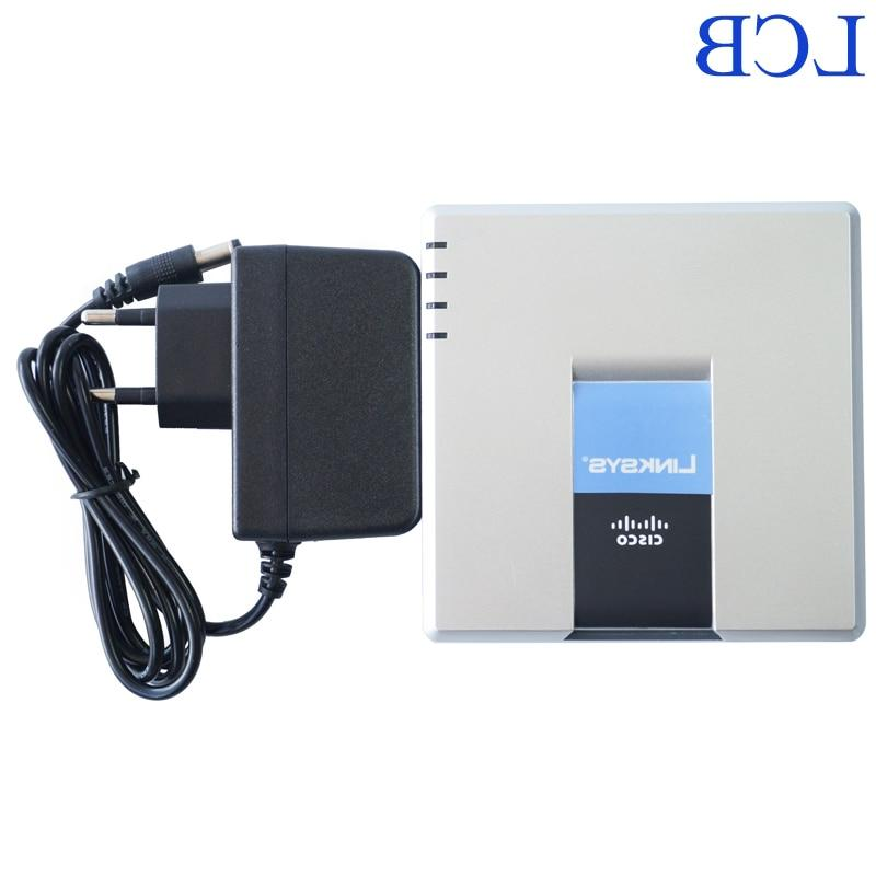 Unlocked Phone Adapter SPA2102 <font><b>Router</b></font> WAN FXS System