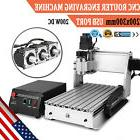 USB CNC ROUTER ENGRAVER ENGRAVING CUTTING 3 AXIS 3020T DESKT