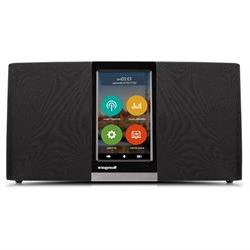Sungale Wi-Fi Internet Radio with User Friendly Touchscreen