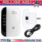 Wifi Repeater 300Mbps 802.11 Wireless-N AP Router Signal Boo