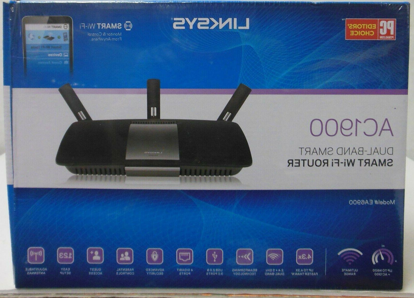 wireless ac1900 smart router