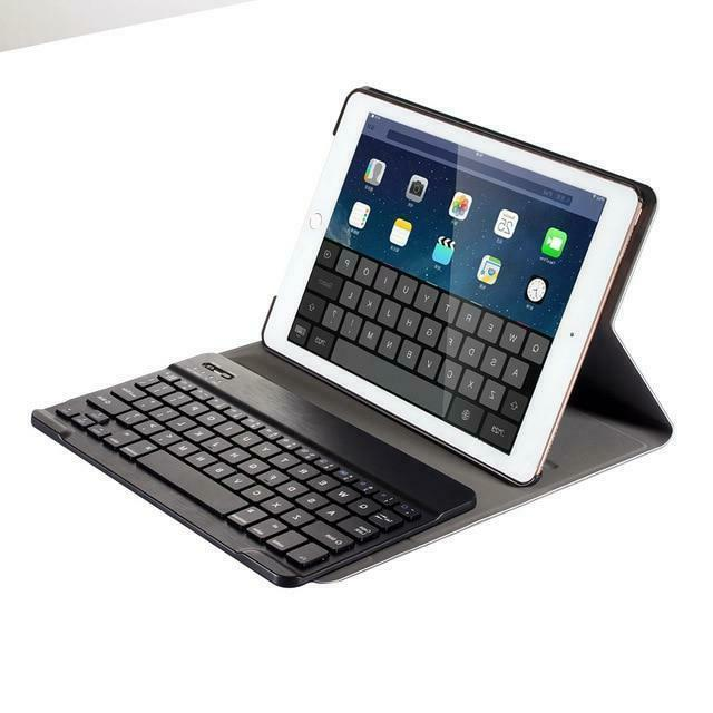 Wireless Keyboard Router And Slim Case Detachable Case Original