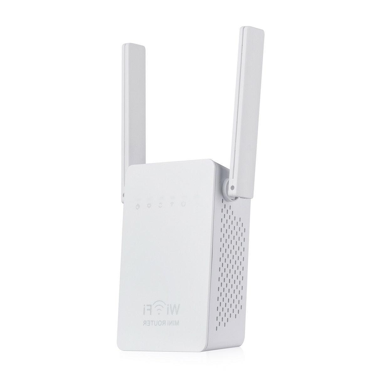 300Mbps WiFi Repeater Router Hotspot AP