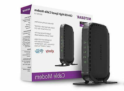 Wireless Power Surfboard Cable Modem Rou