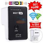 750Mbps Wireless Repeater Router WiFi Range Extender 802.11A