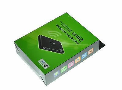 Arkscan WIFI Router Power Bank SD USB Driver File Back Up Hu