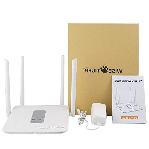 Wireless Range High Ports Home Office internet with Wifi for 2.4