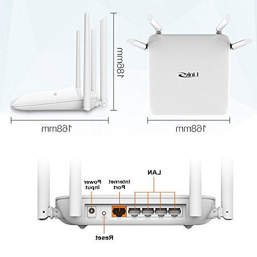 Band 5GHZ/2.4GHZ Long Range WIFI Router