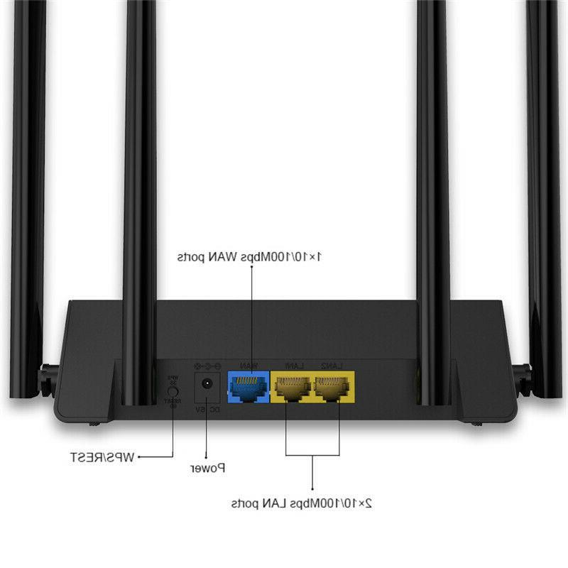 Wavlink Wireless WiFi 4x5dBi Smart